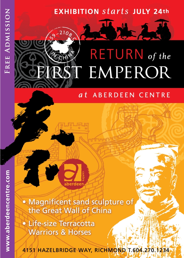 Return of the first Emperor