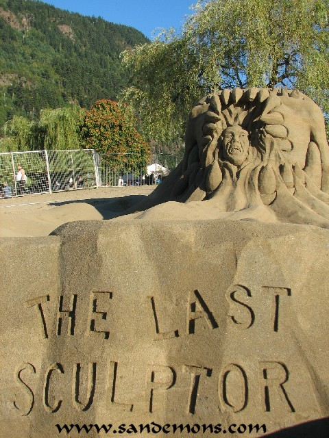 The Last Sculptor - Harrison 2007
