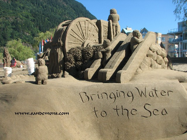 Bring Water to the Sea - Solo - Harrison 2008